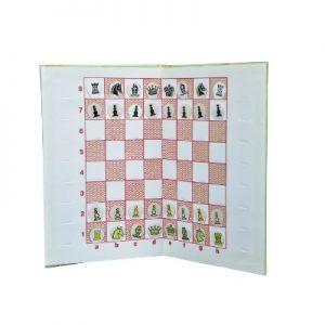 Σκακιέρα τσέπης ρετρό
